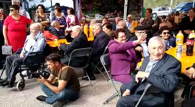 Sant Carles homenajea a sus mayores