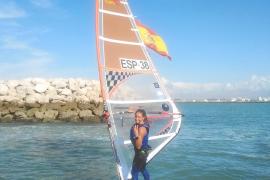 Naiara Fernández, bronce mundial