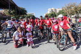 La bicicleta presume de buena salud en el Día del Pedal