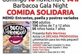 La Década Prodigiosa vuelve a poner el ritmo en la V edición Taxi Solidari