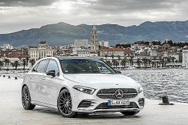 Mercedes Benz ofrece un 'renting' para particulares