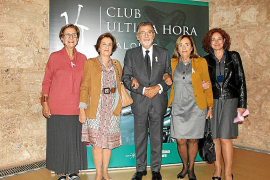 Conferencia en el Club Ultima Hora