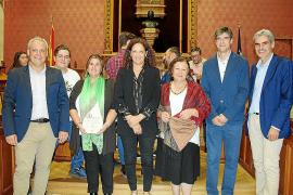 Entrega del Premi Gota d'Oli