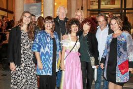 Alfombra roja en el Evolution Mallorca International Film Festival