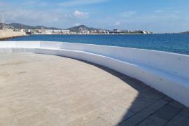 La APB destina cerca de 500.000 euros a acciones de mejora en los puertos de Ibiza y Formentera