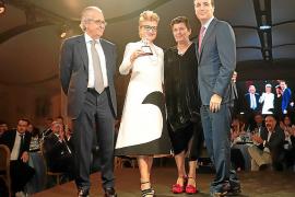 Entrega de galardones en la gran gala Siurells de Plata 2019