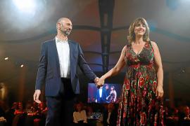 Llum Barrera y Toni Gomila, guiños de humor