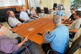 El Consell traslada su apoyo a las empresas de excursiones marítimas