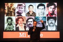Juan Pablo Escobar: «El valiente es el que no consume drogas»