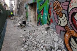 Ibiza inicia las obras de rehabilitación de la UA27 de sa Penya