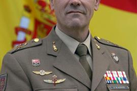 El general Fernando García Blázquez, nuevo comandante general de Baleares