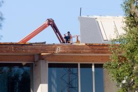 El complejo deportivo de Can Coix reabrirá hoy tras los daños sufridos por el temporal