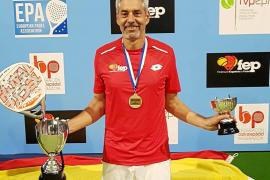Óscar Not: «Mi sueño es que el pádel sea olímpico»