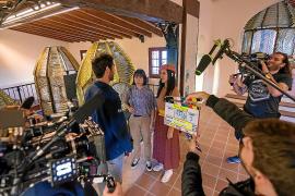 Rodaje de 'Spain Passion' en Palma