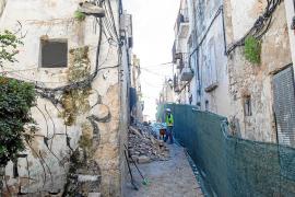 Vila inicia la rehabilitación de sa Penya tras 30 años intentando «reintegrar» el barrio