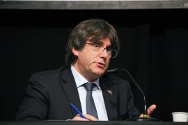 Puigdemont propone a ERC y la CUP un solo grupo republicano en el Congreso