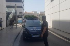 Un policía fuera de servicio detiene a un ladrón reincidente en Ibiza