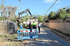 Sant Antoni busca nuevas líneas de ayudas «urgentes» para paliar los estragos de la DANA