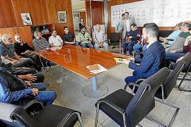 Los taxistas de Ibiza se plantean ir con uniforme para que se les identifique
