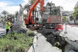 El Ministerio trabaja en conectar el tanque de tormentas con la tubería de pluviales