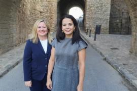 Las candidatas de Cs Ibiza se comprometen a ser la «voz» de las Pitiusas