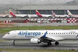 IAG y Air Europa suman el 66 % de las rutas domésticas en el mercado español