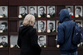 Alemania celebra el 30 aniversario de la caída del muro de Berlín