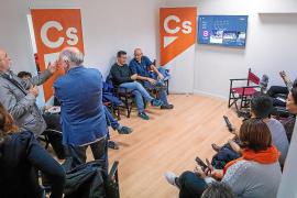Cs Ibiza pierde 6.400 votos en las Pitiusas y piden la dimisión de Rivera