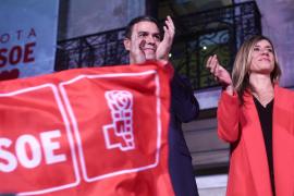 El PSOE gana, Ciudadanos cae y Vox se convierte en tercera fuerza