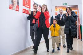 El PSOE se mantiene como primera fuerza en Ibiza pero baja en número de votos