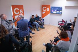 Cs Ibiza pierde 6.400 votos en las Pitiusas y pide la dimisión de Rivera