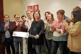 Armengol: «Ante el auge de la extrema derecha, lo mejor es un Gobierno de izquierdas»