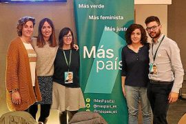 Más País esperaba más votos en su estreno balear