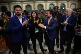 Rufián culpa en exclusiva a Sánchez de «los resultados del fascismo»