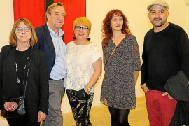 Exposición 'Mateu Bauzà: Vermell' en el CC Sa Nostra
