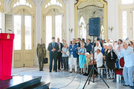Discurso del Rey en su visita a Cuba