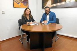Vidal se compromete a ejercer de representante de Formentera en el Senado