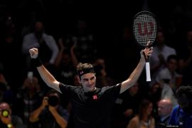Federer: «Nadal y Djokovic merecen estar por encima de mí»