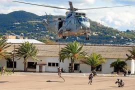 Rescate de un rehén: incursión rápida y evacuación de seguridad