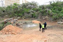 Sant Antoni valora en más de siete millones los daños ocasionados por la DANA