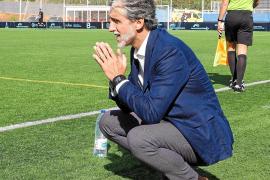 Pablo Alfaro: «Me parece mal hacer el sorteo de Copa mientras estamos jugando»