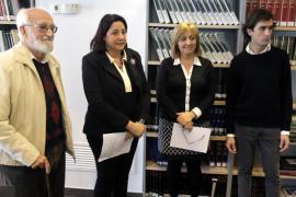 El Arxiu Històric presenta sus últimas donaciones y adquisiciones