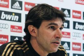 Karanka asegura que no tocarán el planteamiento en el Camp Nou