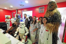 Humanizar la sanidad con visitas de ciencia ficción