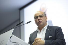 El diputado de Coalición Canaria, José Miguel Barragán