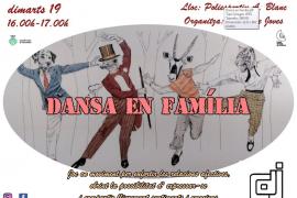 Formentera celebra el Día de la Infancia con 'Danza en familia'