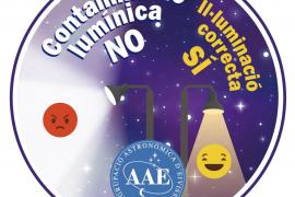 La AAE inicia una campaña general de información para prevenir la contaminación lumínica
