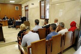 Seis años de cárcel y 140.539 € de multa para el distribuidor de una banda de narcos