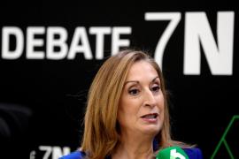 Ana Pastor, expresidenta del Congreso con el PP