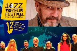 Javier Ruibal y Luar na Lubre celebran el Día de la Música en Trui Teatre